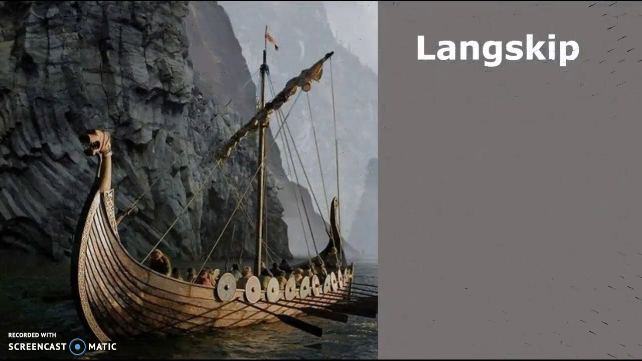 Kort Om Vikingtida Youtube