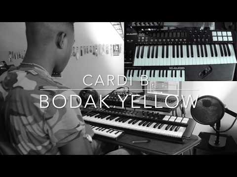 Cardi B. bodak yellow || (INSTRUMENTAL)