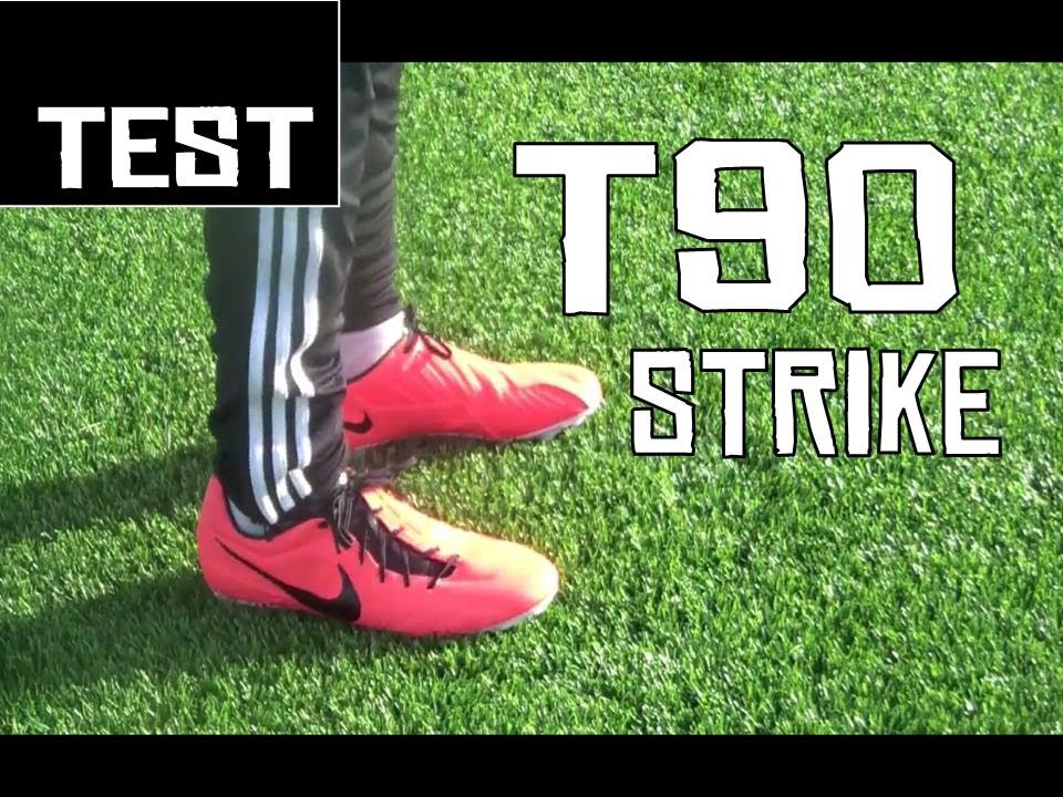 Nike T90 Strike IV - Test/Review