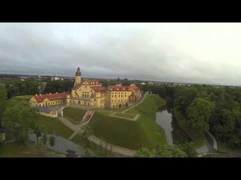 Один из самых роскошных замков Беларуси - Коссовский - восстанавливают в Брестской области