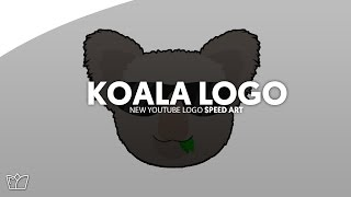 Koala Logo - Speed Art - Designed By WickedGFX ( Next time there will be a give away! )