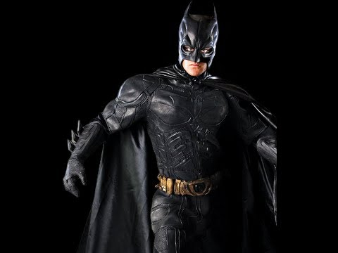 Authentic Batman Costume - The Dark Knight Rises for Halloween 2012 & Authentic Batman Costume - The Dark Knight Rises for Halloween 2012 ...