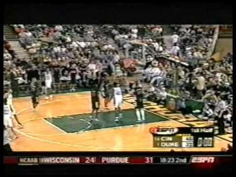 Cincinnati Bearcats vs Duke Blue Devils 1998