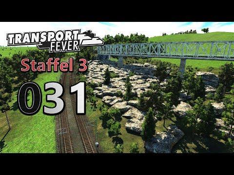 Steinfeld am Schönbau 🚆 ► [S3 031] ► Let's Play Transport Fever German