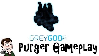 Grey Goo - Goo Purger (Epic Unit) Gameplay!