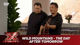 Wild Mountains synger 'The Day After Tomorrow' - Saybia (Bootcamp) | X Factor 2019 | TV 2