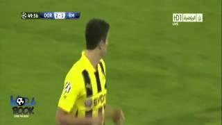 Real Madrid Vs Dortmund All Goal 24-04-13