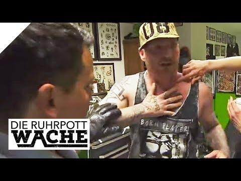 Gegen seinen Willen tätowiert: Katja Wolf ermittelt | Die Ruhrpottwache | SAT.1 TV