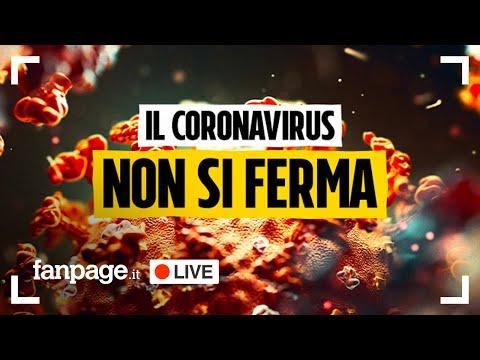 Il covid-19 in Italia non si ferma; migranti positivi e sbarchi: le notizie del giorno in diretta