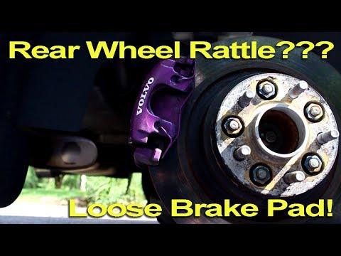 rear-wheel-rattle???-loose-brake-pad!