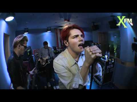 My Chemical Romance  Sing  at Xfm