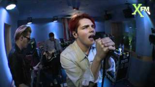 My Chemical Romance - Sing live at Xfm