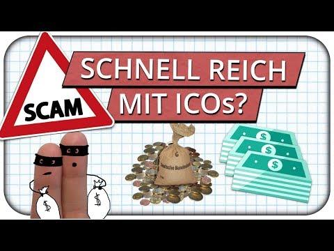Die Chance auf Millionen oder Krypto Scam? ICOs  - Lohnt es sich zu investieren⁉️