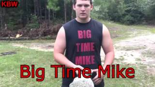 kbw big time mike vs bama kid world title