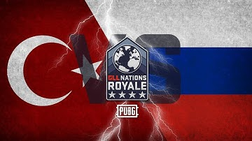 GLL Nations Royale Spring 2020 -EMEA Grand Finals - Turkey vs Russia
