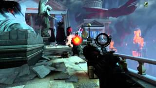 BioShock Infinite for PS3: Combat Trailer