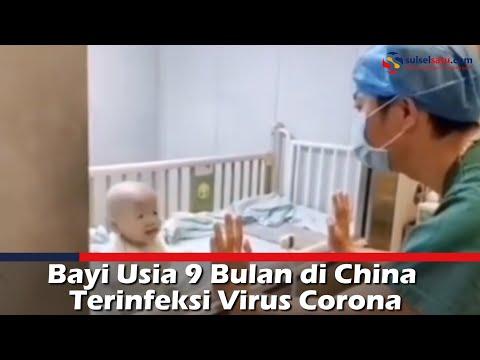 Bayi Usia 9 Bulan di China Terinfeksi Virus Corona
