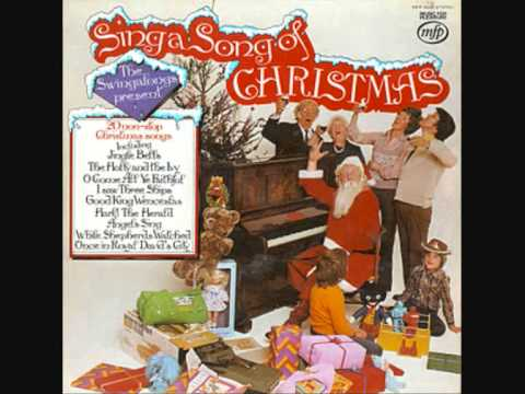 The Swingalongs: Sing a Song Of Christmas (Side A) - YouTube