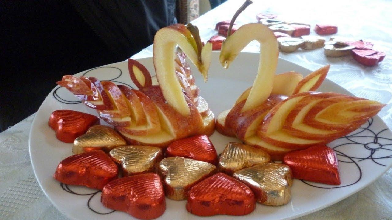 изготовления картинки лебедь из яблоками передвижные, шасси, рабочий