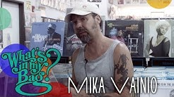 Mika Vainio - What's In My Bag?