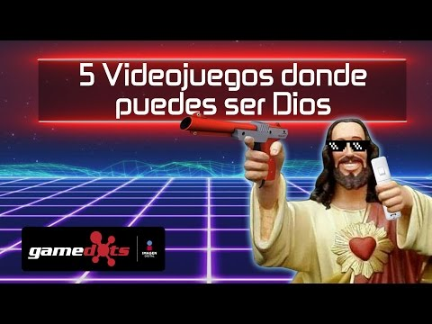 5 Juegos donde puedes ser Dios | Gamedots