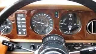 1989 Rolls-Royce Silver Spirit II Test Drive
