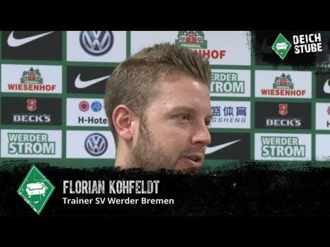 """Kohfeldt über das Nordderby: """"Für die Fans ist das ein Feiertag"""""""