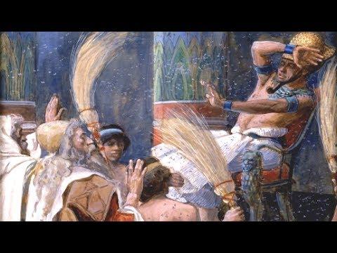 Exodus From Egypt 📜 Antiquities Of The Jews 📚 Flavius Josephus