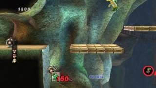 Project M Subspace Emissary TAS: The Cave in 1:56:43