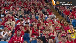 Perth Wildcats 95 def. Sydney Kings 86 Highlights - 10 February 2019