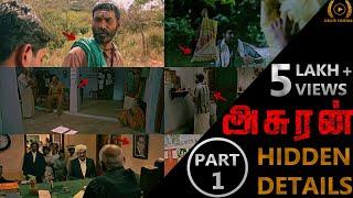 Hidden Details in Asuran l Part 1 l Dhanush l Vetrimaran l By Delite Cinemas
