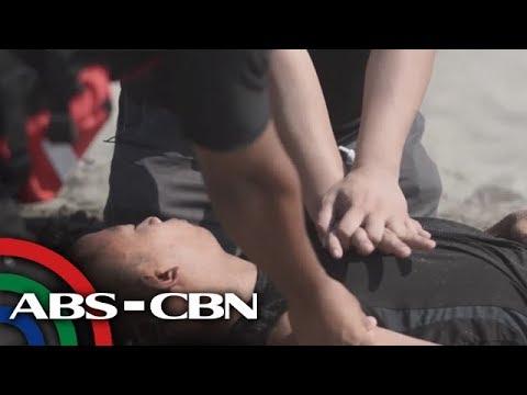 Red Alert: Basic cardiopulmonary resuscitation alamin!