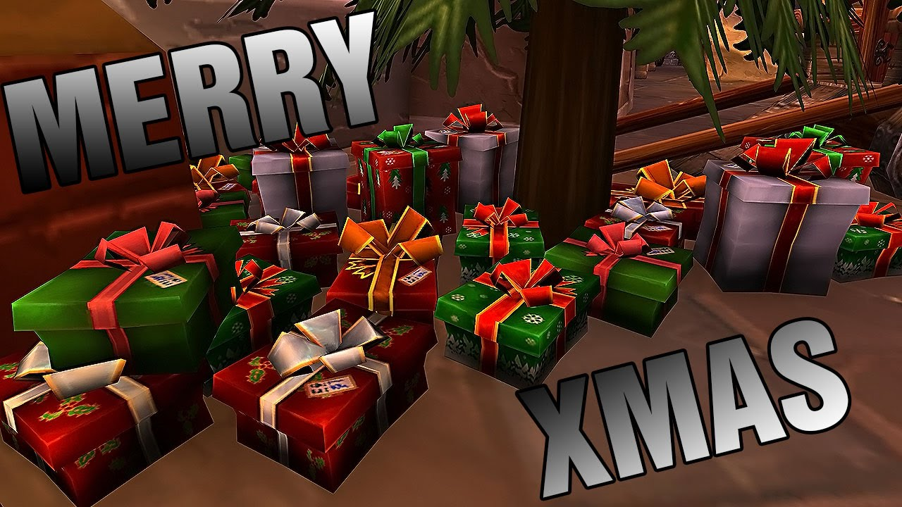 merry christmas by nytage world of warcraft - World Of Warcraft Christmas