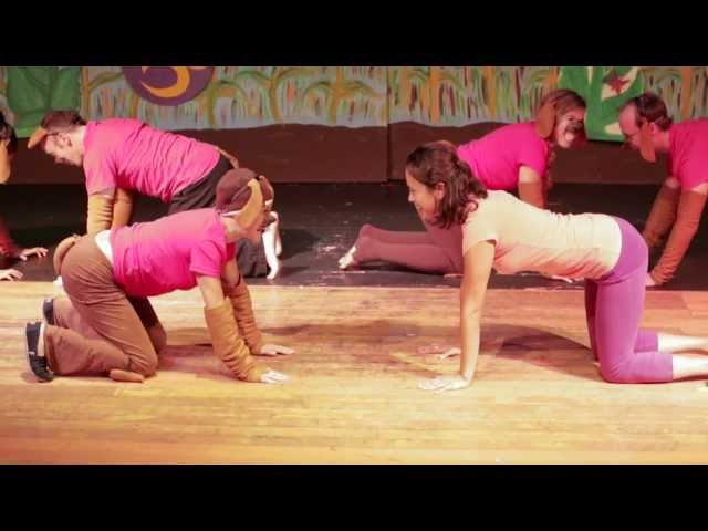 Wee Yogis Play: Downward Dog