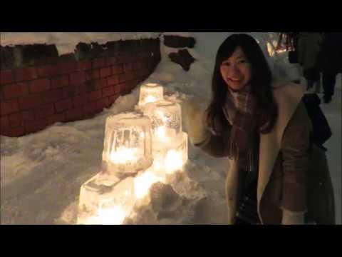 小樽雪あかりの路 2019年 (Otaru Snow Light Path 2019)
