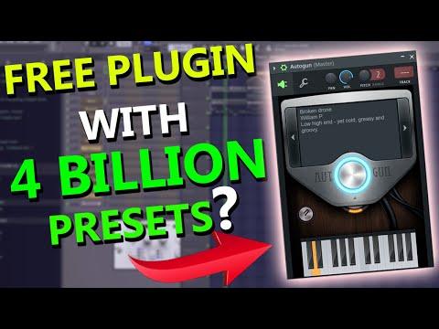 So I Was Challenged... FL Studio - Autogun Plugin ONLY!