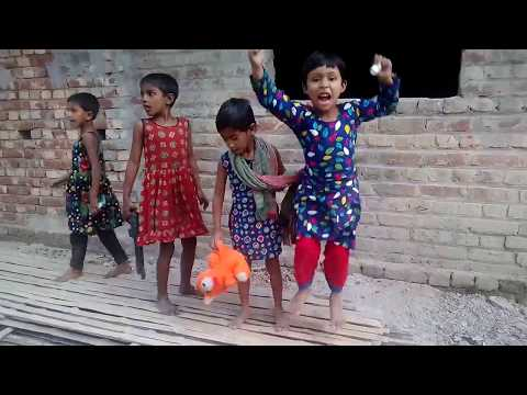 Few Babies Enjoy Jumping And Dancing Moment (TvCreant)