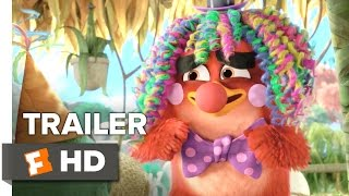 The Angry Birds Movie TRAILER 2 (2016) - Jason Sudeikis, Peter Dinklage Animated Movie HD