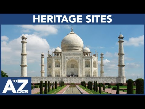 A To Z Of Heritage Sites | ABC Of World Heritage Sites Starting From A To Z