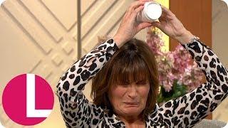 Magician Jamie Raven Baffles Lorraine with a Stunning Water Trick  Lorraine