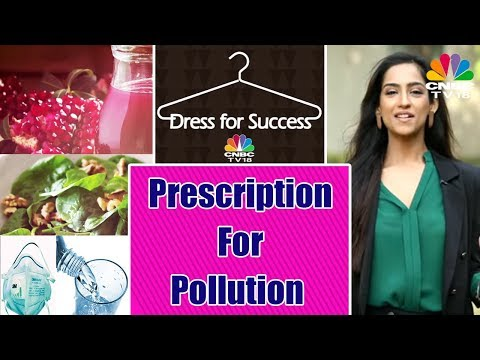 Dress For Success: Prescription For Pollution