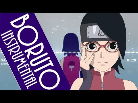 【KARAOKE】 【TABS】 Boruto: Naruto Next Generations - Sayonara Moon Town Instrumental Off-Vocal Cover