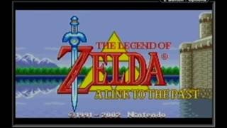 The Legend Of Zelda - A Link To The Past - Intro [GBA]