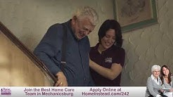 Home Care Careers in Mechanicsburg, PA | Home Instead Senior Care