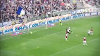 Marco Parolo compilation: gli 8 gol in Serie A nella clip di Parma Channel