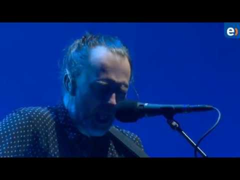 RADIOHEAD En Chile 2018    Paranoid Android