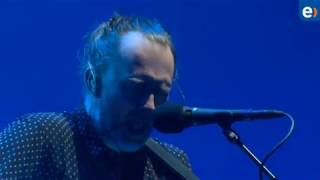 RADIOHEAD En Chile 2018 || Paranoid Android