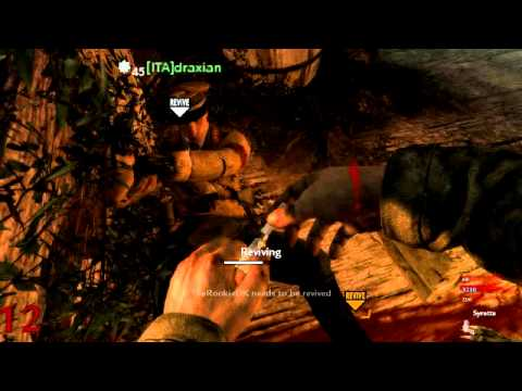 call of duty world at war how to get zombies