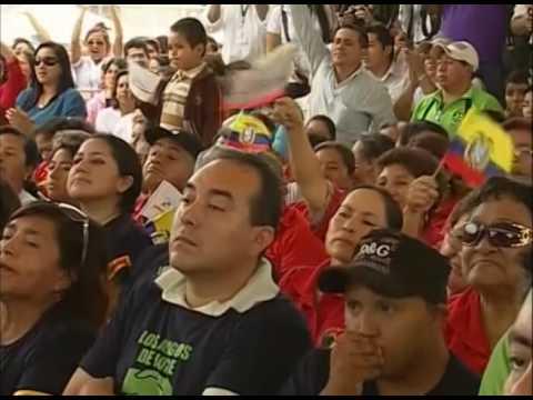 Enlace Ciudadano Nro.347 desde Puerto Bolívar, El Oro   09-11-2013