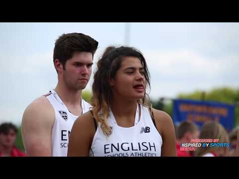 BEHIND THE SCENES OF THE ENGLISH SCHOOLS ATHLETICS CHAMPIONSHIPS 2017 || THE UNTOLD STORIES